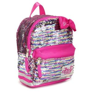 Jojo Siwa Gir's Mini Backpack by Accessory Innovat